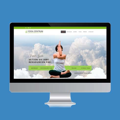 Invader Yoga Projekt