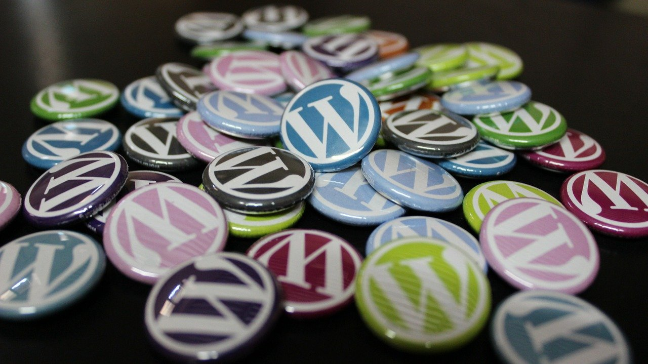 Плагины для WordPress. Липкое меню