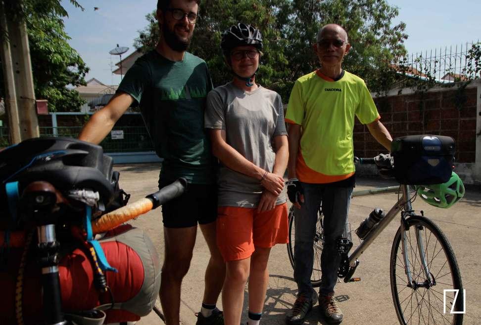 Kitti, un cyclo thaï