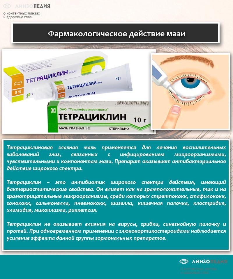 puteți aplica unguent tetracicline pentru vederea 1)