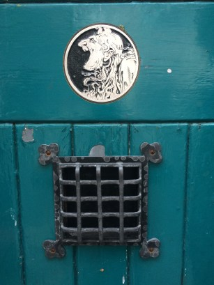 Door at Leprechaun Museum