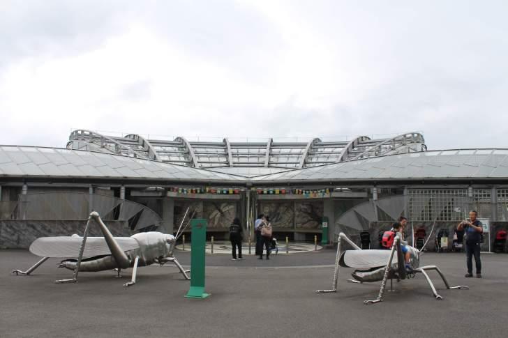 多摩動物公園 昆虫館