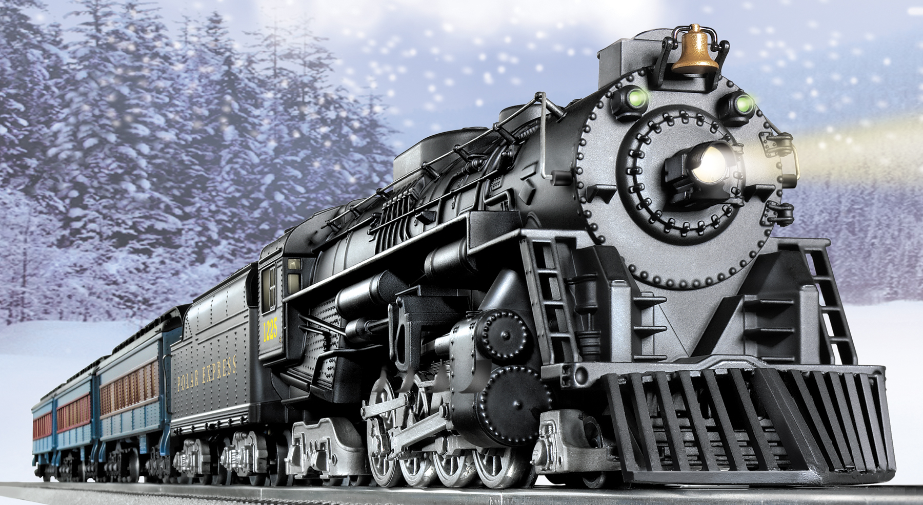 New Product Preview American Flyer Polar Express Train