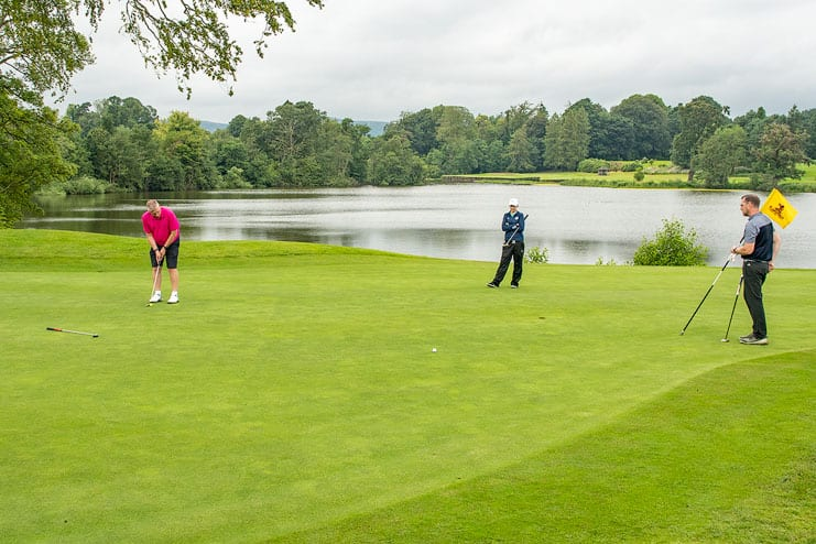 golf event photography