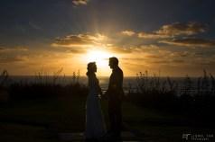 auckland-wedding-couple-sillhouette