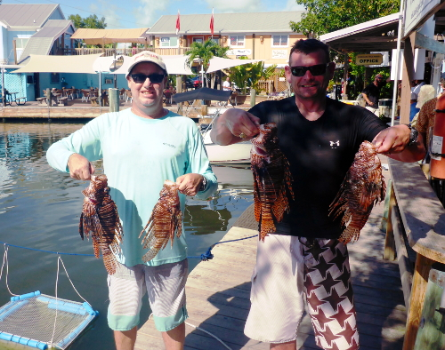 8 best places to hunt lionfish on vacation