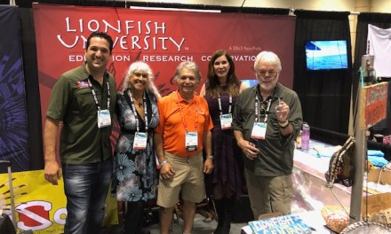 Lionfish interest at DEMA '19
