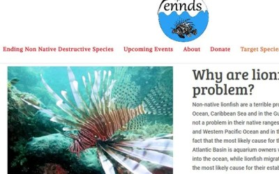 ENNDS.org Ending Non-Native Destructive Species