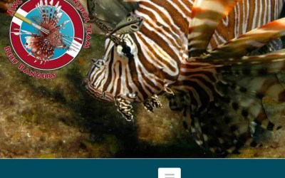 FWC Reef Rangers Lionfish News