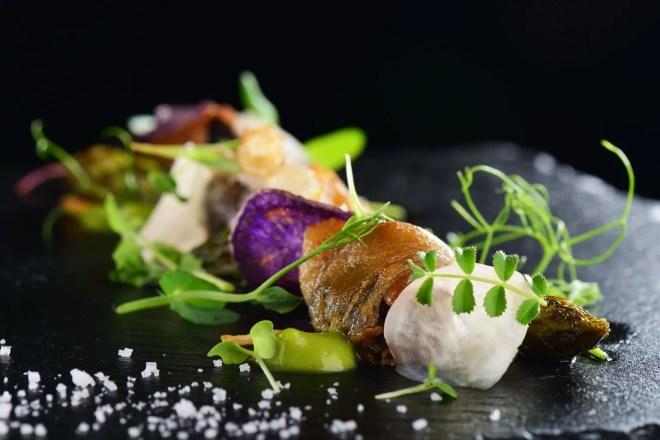 Restaurants that serve lionfish on the menu