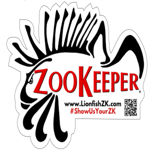 ZooKeeper Logo Sticker