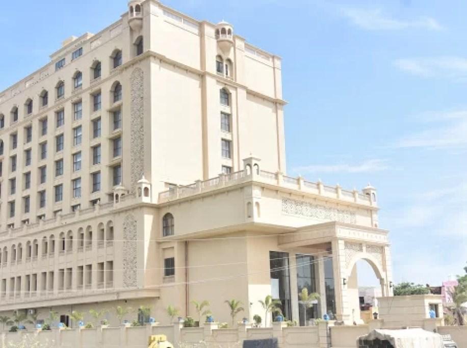Best hotels in Dwarka Gujrat