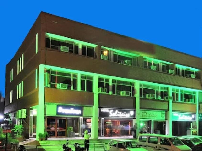 Best hotels in Chandigarh near sukhna lake