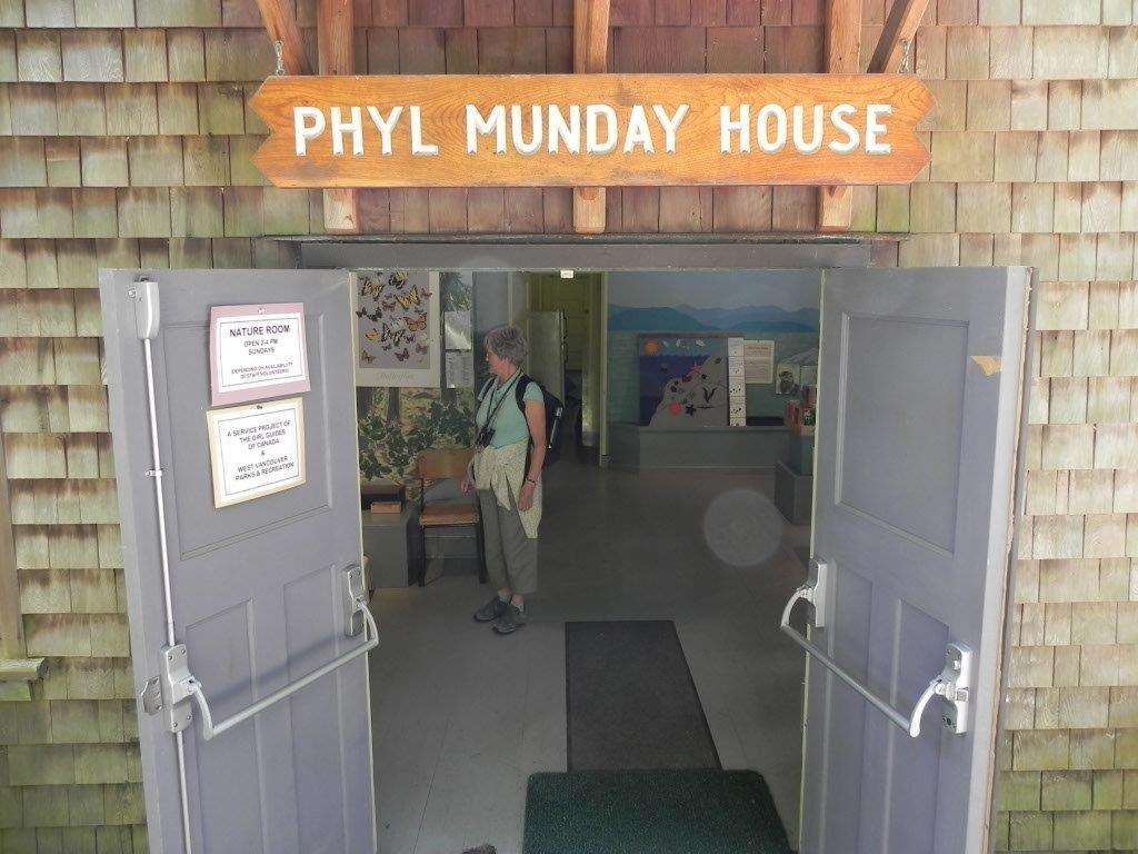Phyl Munday Nature House