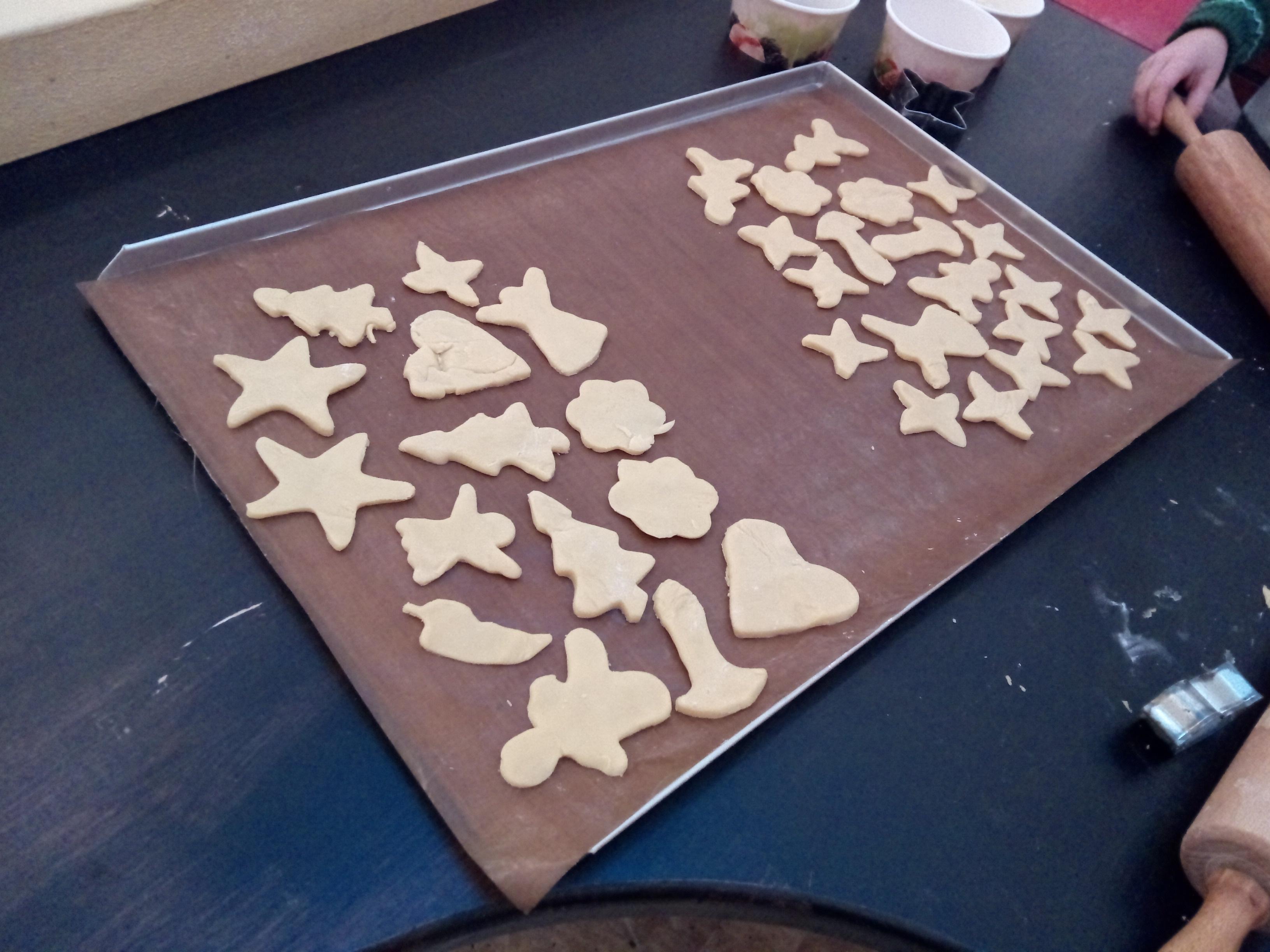 Weihnachtsbäckerei der Lions - mit den Eulenspiegeln