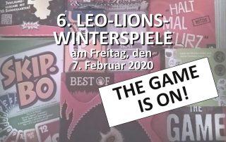 Eulenspiegel laden ein: Die 6. Leo-Lions-Winterspiele