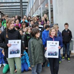 Lionsclub Greiz ehrt beste Schulen für den Einsatz beim Frühjahrsputz