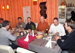 Heringsessen des Lions-Club im Greizer Tivoli