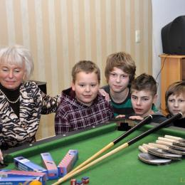 Lionsclub Greiz übergibt Spende an den Stadtjugendring