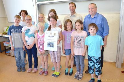 Lions Club Greiz: Beste Frühjahrsputzer geehrt