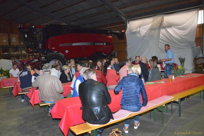 Lions Club Greiz: Hoffest bei Wolfs
