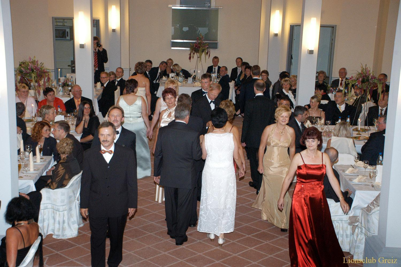 Premiere in den Fürstensälen