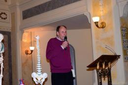 Lions Club Greiz lud zur Lesung mit Dr. Falk Stirkat ein