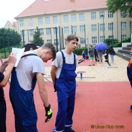 Jugendfeuerwehren der Region wurden vom Lions Club zum Wettkampf geladen