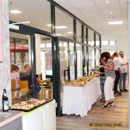Lions Club Greiz besuchte neues Geschäft von EP: Kniebel