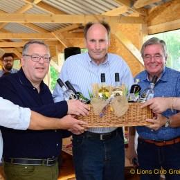 Lions Club Greiz feierte traditionelles Sommerfest