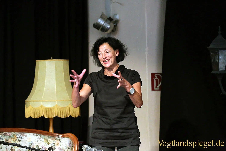 Lionsfreundin Corina Gutmann