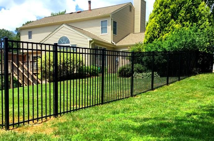 Aluminum Fence Vienna VA 1