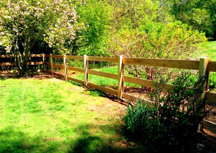 Pasture Fence Warrenton Fauquier County VA by Lions Fence 4