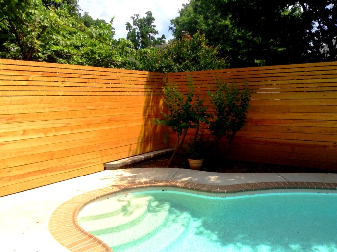Privacy Fence Pool Fence Arlington Arlington County VA by Lions Fence 2