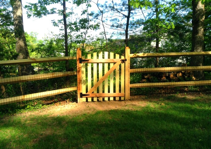 Split Rail Fence Loudoun County VA by Lions Fence 3