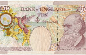 English 10 Pound Note