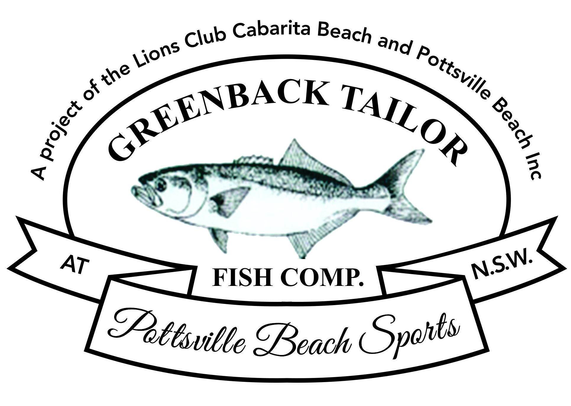 Lions 'Pottsville Beach Sports Greenback Fishing Comp.'