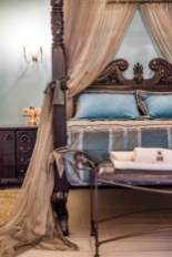 AQUAMARINE-LUURY SUITE 5-LUXURY BED-PELION HOTEL