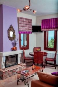Coral-Suite 1-Dinning place-Pelion