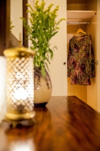 Coral-Suite 1 - Bedroom closet-Pelion Hotel