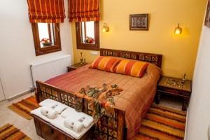 Coral-Suite 1- Bedroom view-Pelion