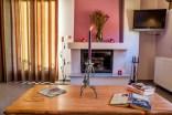 Suite 3 -VIOLET-Living room-Pelion