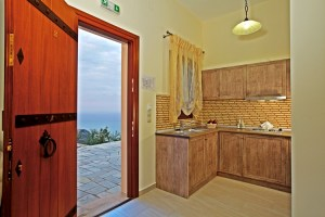 SUITE 8 -BRANDY-KITCHEN-PELION HOTEL