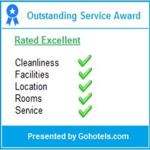 Lionsnine Award GoHotels
