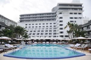 Ritz Carlton in South Beach