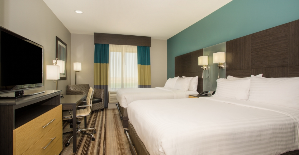 Holiday Inn Express and Suites Amarillo West 2 Queens
