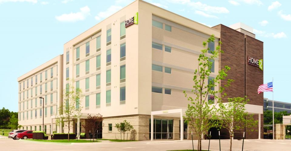 Home2 Suites by Hilton Austin North Near Domain – Exterior – 1031355