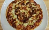 菠蘿煙燻豬肉比薩 Pineapple, Coppa Stagionata Pizza
