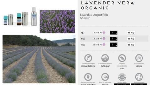 lavender vera florihana