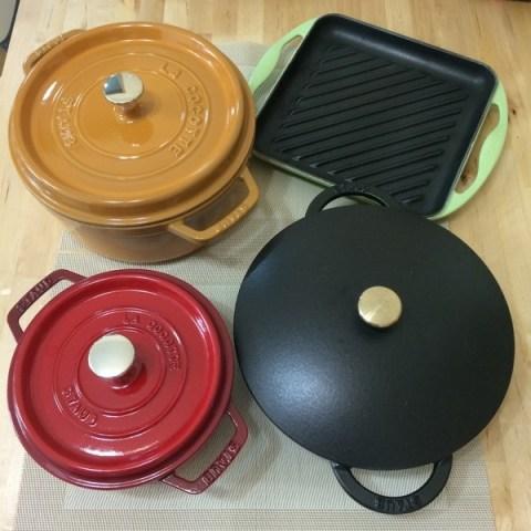 琺瑯鑄鐵鍋collection